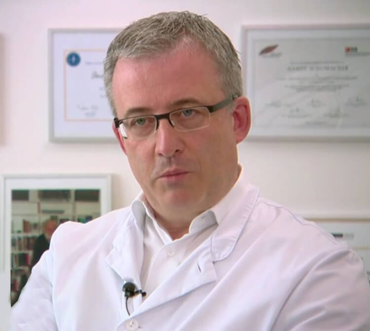 Prof. Dr. Hardy Schumacher