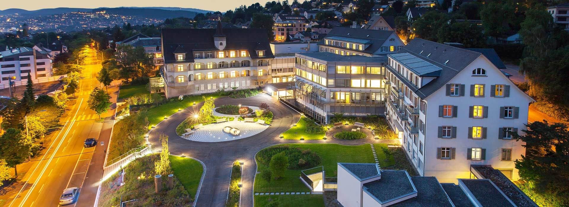 Clinic Bethanien Zurich